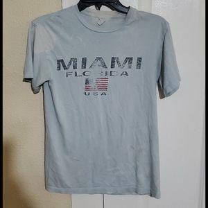 Vtg Miami tee